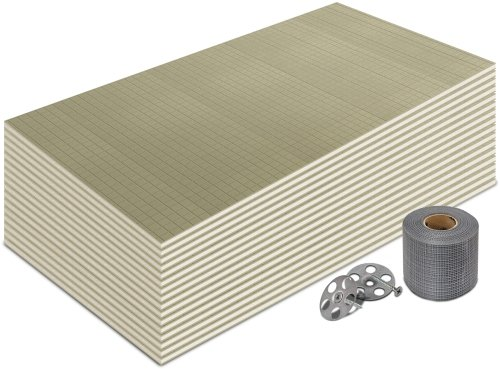 6mm Premium Thermal Substrate Insulation Board (10m² Kit)