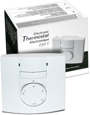 Aube TH131 Floor Sensing Manual Thermostat