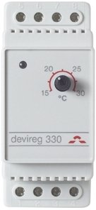 DEVIreg 330 Controller Floor Heating