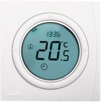 Danfoss ECtemp Next Plus Electric Floor Heating Room Thermostat