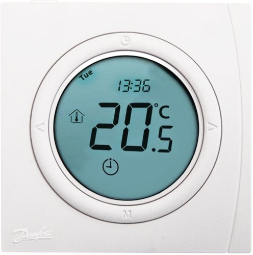 Danfoss ECtemp Plus Electric Floor Heating Room Thermostat