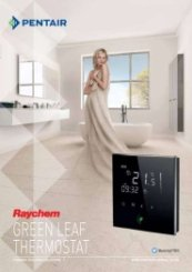 Raychem Green Leaf Thermostat Brochure