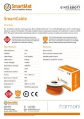 SmartCable Specification Sheet