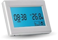 ProWarm ProTouch Touchscreen Thermostat (Silver)