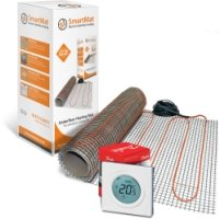 SmartMat 200w/m2 2.5m2 500w Underfloor Heating Kit + Danfoss ECtemp Thermostat